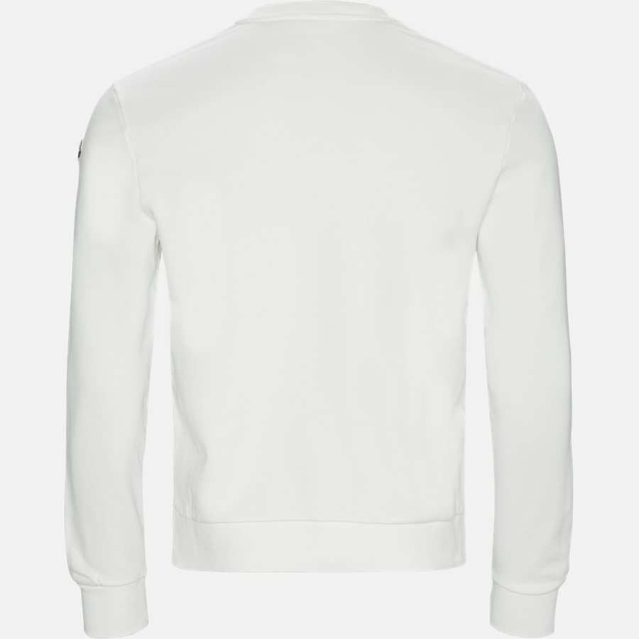 80420-50-8098U - Sweatshirts - Regular fit - OFF WHITE - 2